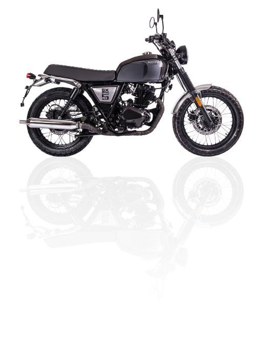 Brixton Motorcycles - Cromwell 125