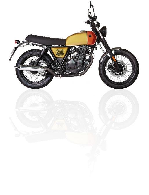Brixton Motorcycles - Cromwell 250